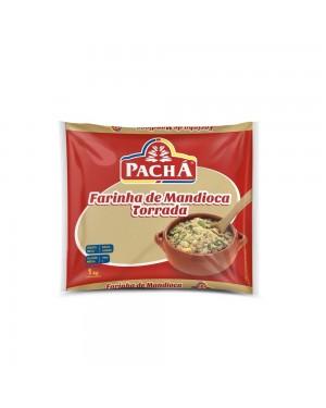 Farinha de Mandioca Torrada Pachá 500g