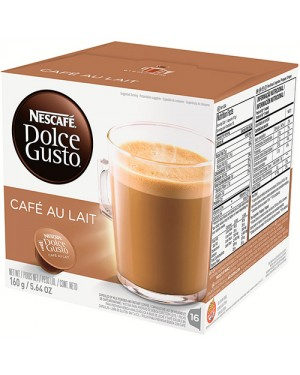 Cafe Dolce Gusto Leite Nescafe