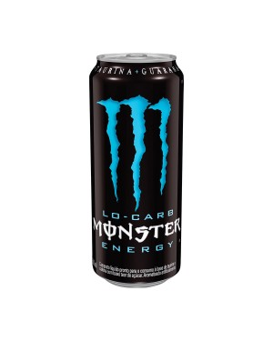 Energético Monster 473Ml Lo Carb