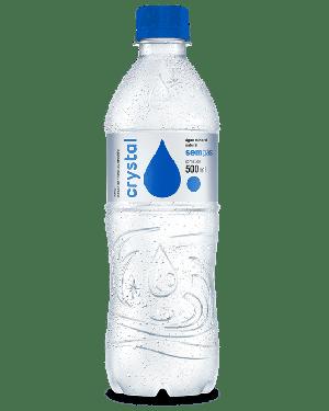 Água Mineral Crystal 500ML Sem Gás