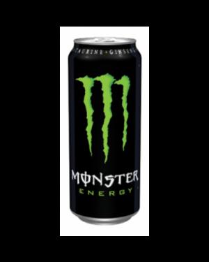Energético Monster 473Ml Energy Green