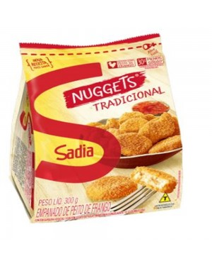 Nuggets de Frango Sadia 300G
