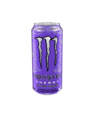 Energético Monster 473Ml Ultra Violeta
