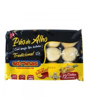 Pão Alho So Minas Tradicional 300g