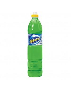 Detergente Liquido Limão Minuano 500ML