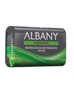Sabonete Albany 85g homem Verde