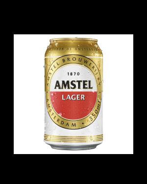 Cerveja Amstel 350Ml Puro Malte