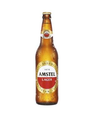 Cerveja Amstel 600Ml Puro Malte