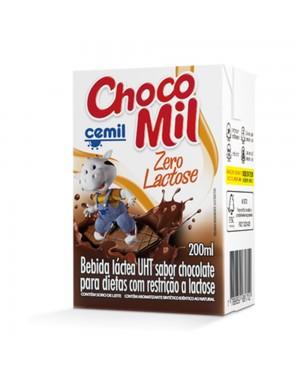 Bebida Lactea Chocomil 200ML Zero Lactose