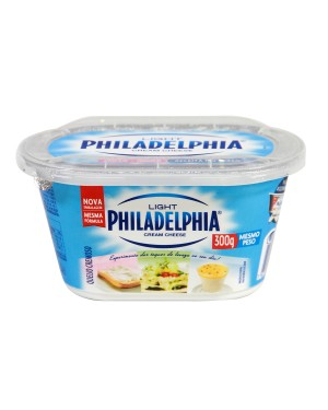 Cream Cheese Ligth Philadelphia 300G
