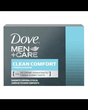 Sabonete Dove 90g Men Care Clean Comfort