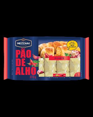 Pão de Alho Mezzani 310G Picante