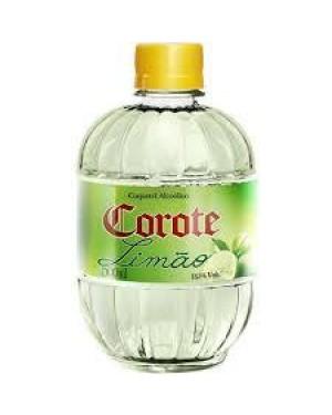 Coquetel Corote 500ml Alcoólico Limao