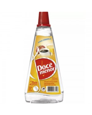Adoçante Doce Menor 200ML
