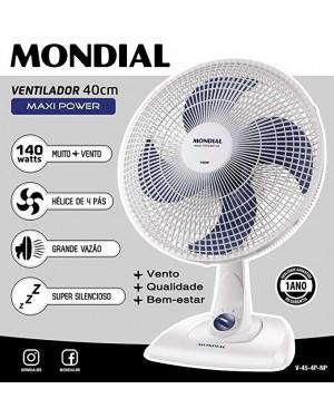 Ventilador Mondial 40cm V-45 127V