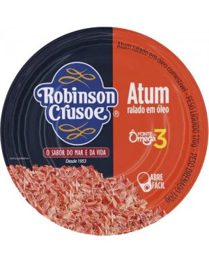 Atum Robinson Crusoe Ralado 170G Oleo