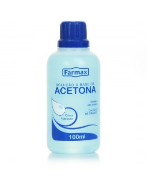 Acetona Farmax 100Ml