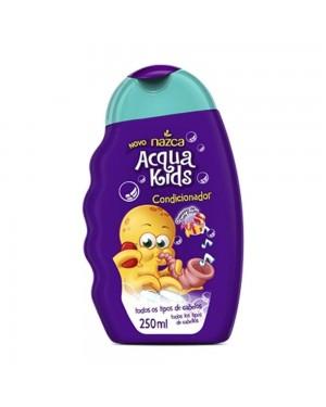 Condicionador Acqua Kids Tutti Frutti Nazac 250ML