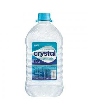 Água Mineral Crystal 5L Sem Gás
