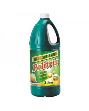 Água Sanitária Politriz 2L