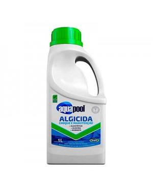 Desinf.Algicida Choque Manunt.Liq. Aquapool 1l