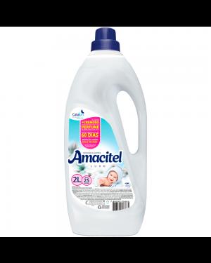 Amaciante Amacitel 2l Luxo Momentos Carinho