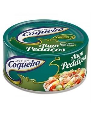 Atum Coqueiro Pedaço 110g Oleo