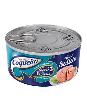 Atum Coqueiro Solido 120g Oleo