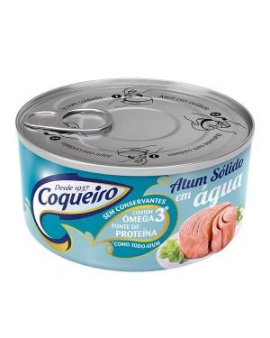 Atum Coqueiro Solido 130g Natural