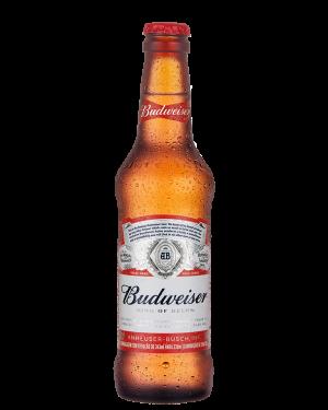 Cerveja Budweiser 330ML Long Neck Ambev