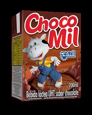 Bebida  Lactea Cemil 200Ml Chocomil