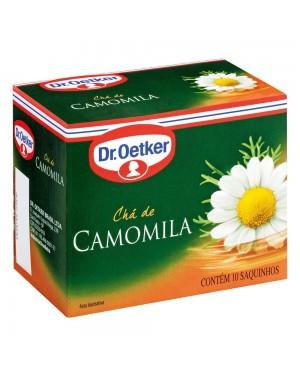 Cha Oetker 10G Camomila