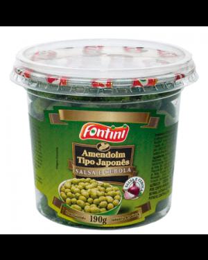 Amendoim Fontini 190g Cebola Salsa
