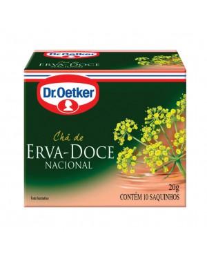 Cha Oetker 20G Erva Doce