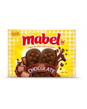 Biscoito Mabel 400G Chocolate