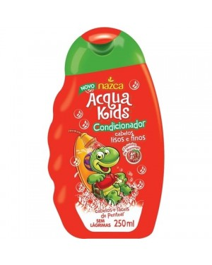 Condicionador Acqua Kids Morango Nazac 250ML