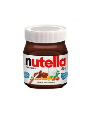 Creme Nutella Ferrero Avela 350G