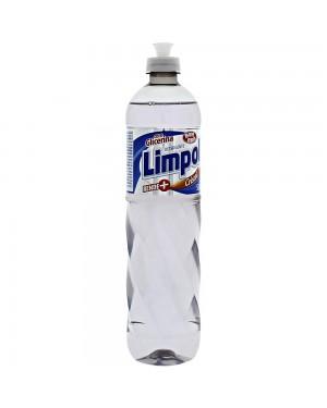 Detergente Limpol Líquido 500Ml Cristal