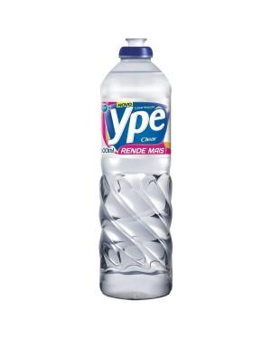 Detergente Ypê Líquido 500Ml Clear