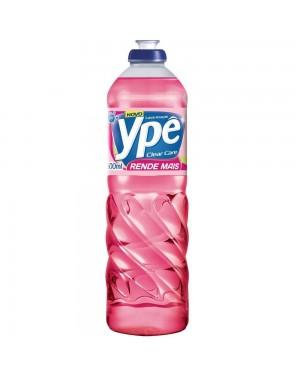Detergente Ypê Líquido 500Ml Clear Care