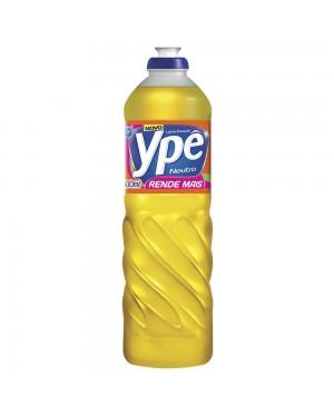 Detergente Ypê Líquido 500Ml Neutro