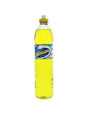 Detergente Minuano Líquido 500Ml Neutro