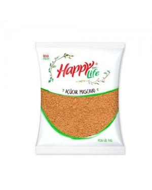 Açucar Mascado Happy Life 1KG