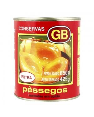 Pêssego em Calda GB 425G