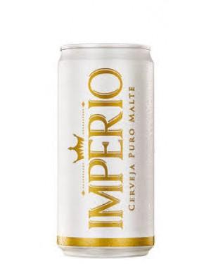 Cerveja Imperio Lata 350Ml