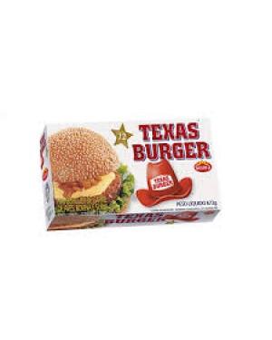 Hambúrguer Texas Burger Bovino Seara 672G