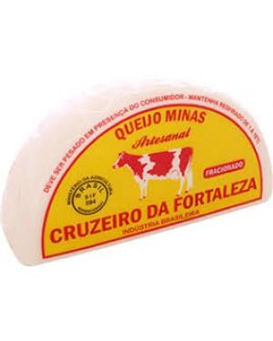Queijo Artesanal Minas Cruzeiro Da Fortaleza 500G