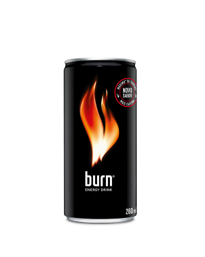 Energético Burn Drink 260Ml Lata