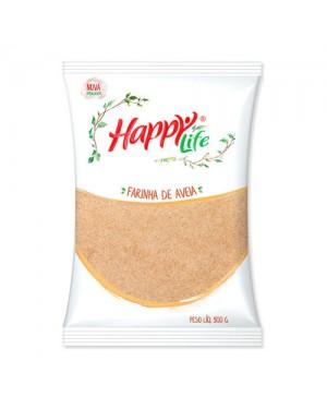 Farinha de Aveia Happy Life 500G