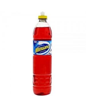 Detergente Minuano Líquido 500Ml Maça